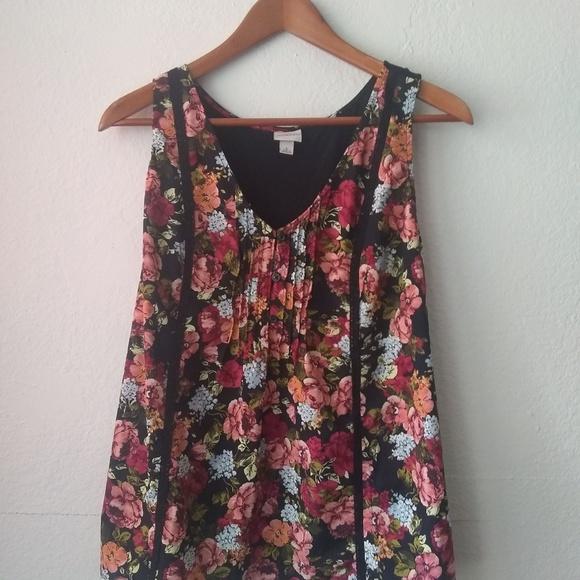 Merona Tops - Merona sleveeless blouse sz large